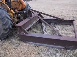 Image Result For Homemade Road Grader Scrapper Tractor