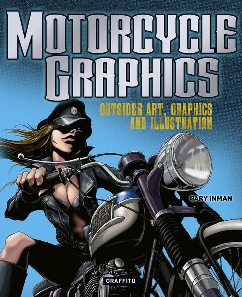 The most complete collection of contemporary bike art ever compiled. Choppers, road rockets, greasers, cafe racers, dirt trackers & conceptual creations. Every tribe, sub-culture & shade of emotion which four-stroke freedom machines inspire is represented. includes art by will barras, dirty donny, adi gilbert, stefan glerum, philippe gurel, conrad leach, leviathan, antonio merinero, raulowsky, lennard schuurmanns, tokyo guns & carby tuckwell.