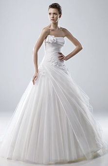 Brides: Modeca : Style No. Monica : Wedding Dresses Gallery