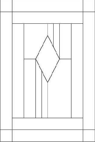 easy stained glass patterns | stained glass patterns the first supply needed in making a stained ...