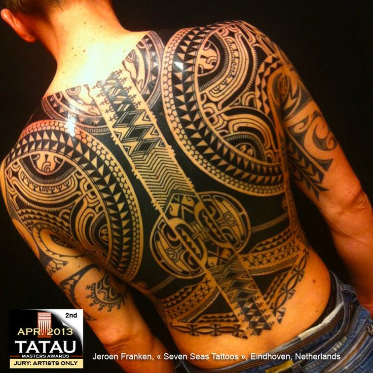 Polynesian Full Back Tattoos: 1046 Best Images About Tattoos On Pinterest