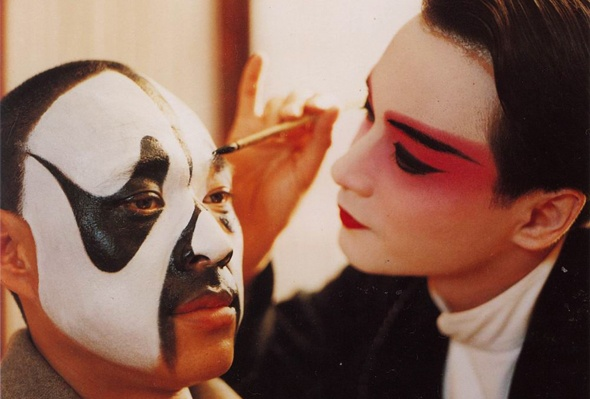 Farewell My Concubine directed by Chen Kaige