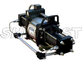Air Driven Gas Booster -STT Series (SPT80) - China gas booster, SHINEEAST