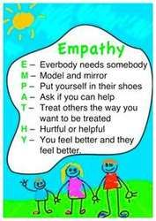 Ideas to help kids understand and develop empathy.