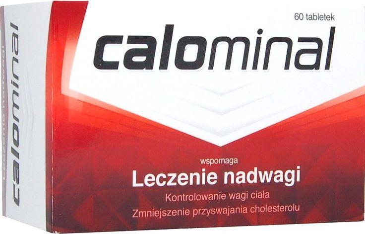 calominal - wspomaga leczenie nadwagi