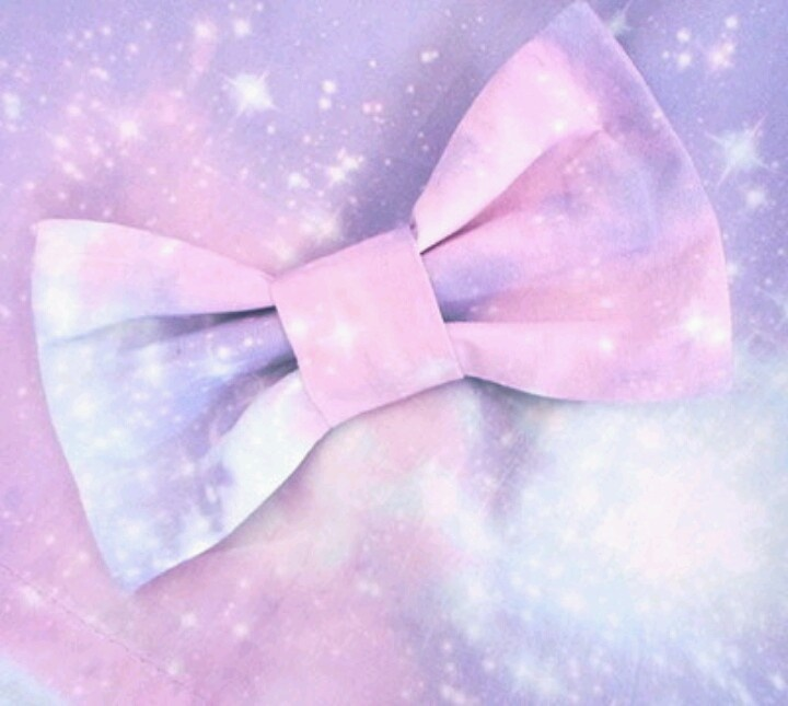 34 best bows images on pinterest hair accessories hair for Pastel galaxy fabric