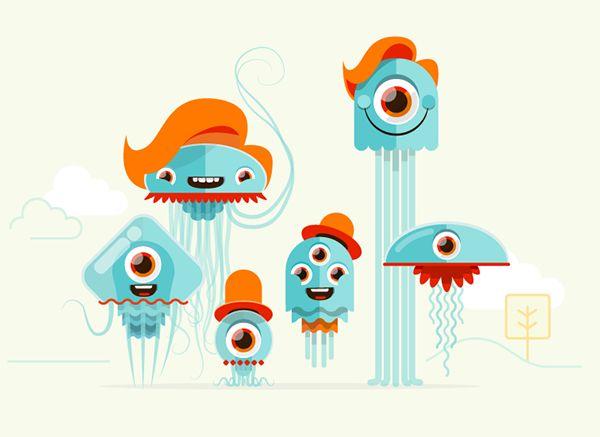 Fringe Festival on Character Design Served