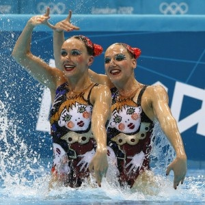 Russia synchronized swimming - http://www.PaulFDavis.com (info@PaulFDavis.com) www.Facebook.com/speakers4inspiration www.Twitter.com/PaulFDavis