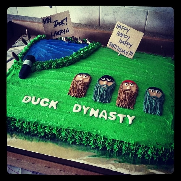39 best Duck Dynasty images on Pinterest Duck dynasty cakes