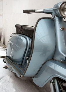 Formalisten / Die Kunst einen Motorroller zu warten / The Art of Motor Scooter Maintenance