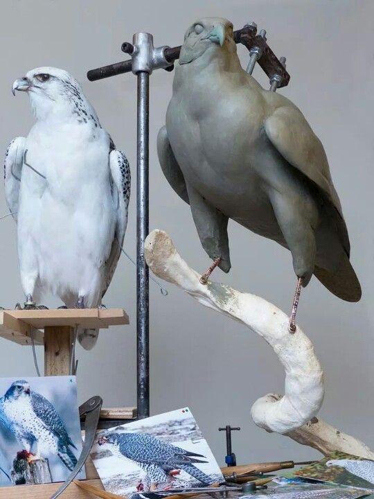Nick Bibby sculpture