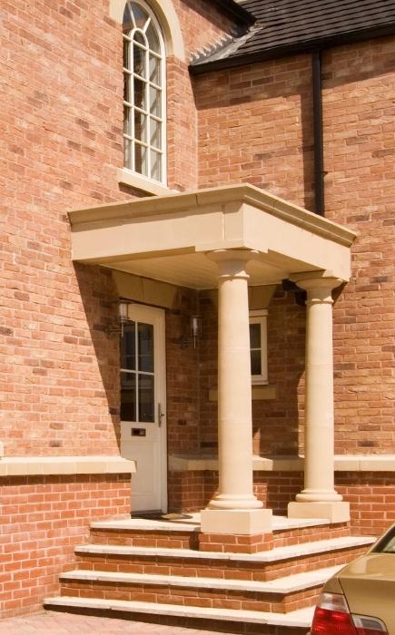 Column l shaped portico portico possibilites other for Avvolgere l aggiunta portico