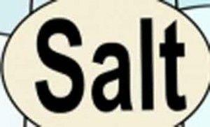 Vinagre y sal para las garrapatas