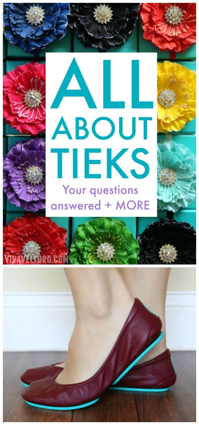 What are Tieks? Where can you buy Tieks? Does Tieks have sales? You've got questions and I've got answers about Tieks by Gavrieli ballet flats.