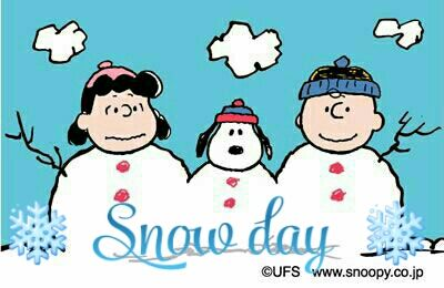 February 6: I still love snow days even though I'm retired!