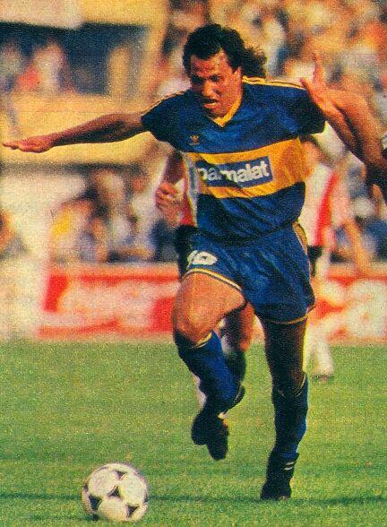 Boca Juniors Campeón Apertura 1992 - Marcico