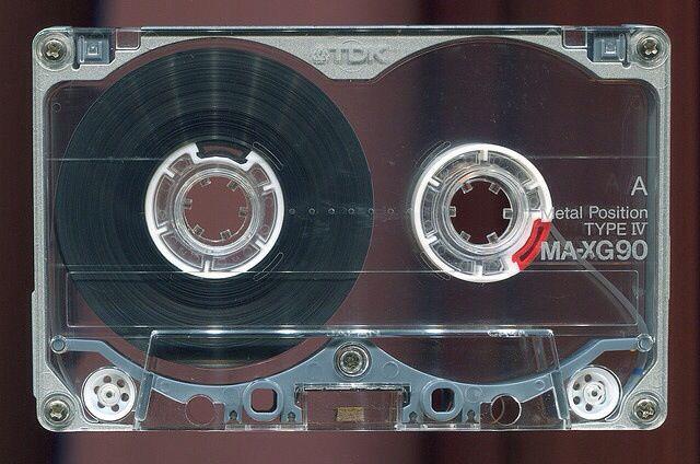TDK Metal tape - Rendez vos souvenirs durables avec www.remix-numerisation.fr