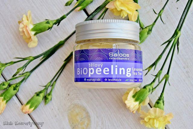 Saloos Bio Peeling peeling do ciała http://www.iperfumy.pl/saloos/bio-peeling-do-ciala/