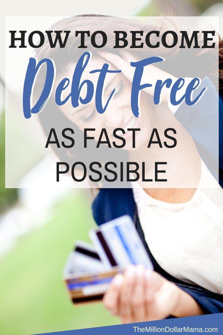 Organize your debt