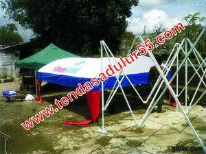 TENDA RR - SADULUR 55: Tenda Promosi @sadulur55 Penyedia & menerima pembuatan berbagai macam tenda sesuai dengan permintaan Anda. http://tendasadulur55.com  pic.twitter.com/jxGSKyHJyk