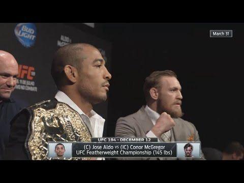 UFC ON FOX: UFC 194 Preview - Jose Aldo vs. Conor McGregor