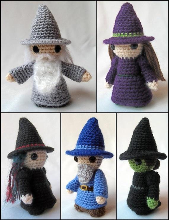 Amigurumiwitches Forum : 78 Best images about Spooky Crochet on Pinterest Devil ...