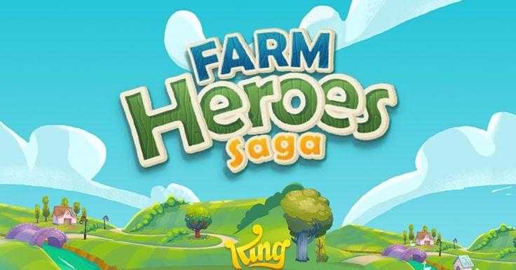 Free Download Farm Heroes Saga Game Apps For Laptop Pc Desktop Windows 7 8 10 Mac Os X