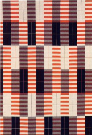 Textiles Inspiration: Anni Albers