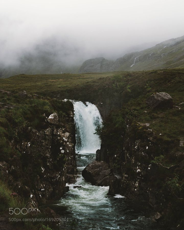 At the Fairy Pools by regnumsaturni. Please Like http://fb.me/go4photos and Follow @go4fotos Thank You. :-)