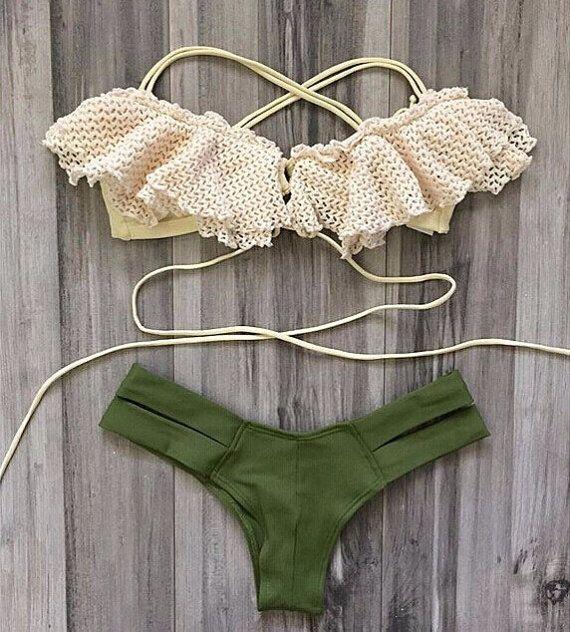 bikini 2016 New Swimsuit Women bikini push up Sexy Swimwear maillot de bain  bikinis Set Bathing Suit brazilian bikini biquini