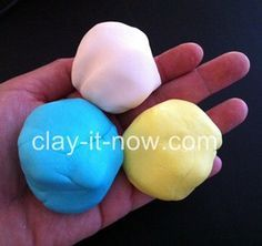 Candy Clay Recipe: Edible Clay