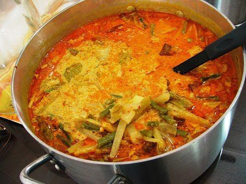 Making Sayur Lodeh ~ Singapore Food | Recipes