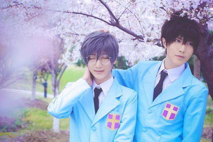 Cardcaptor Sakura - Touya x Yukito cosplay by Baozi & hana ...