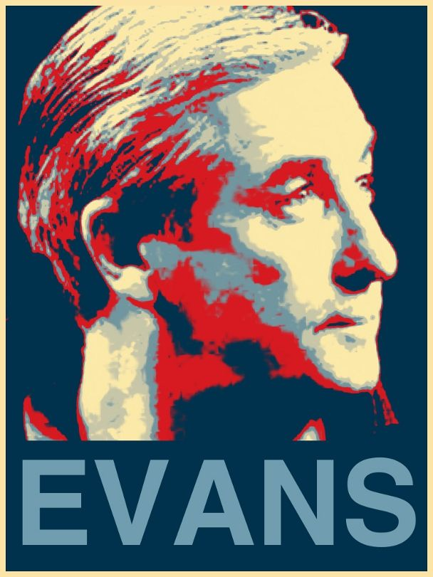 Roy Evans hope poster - Liverpool FC