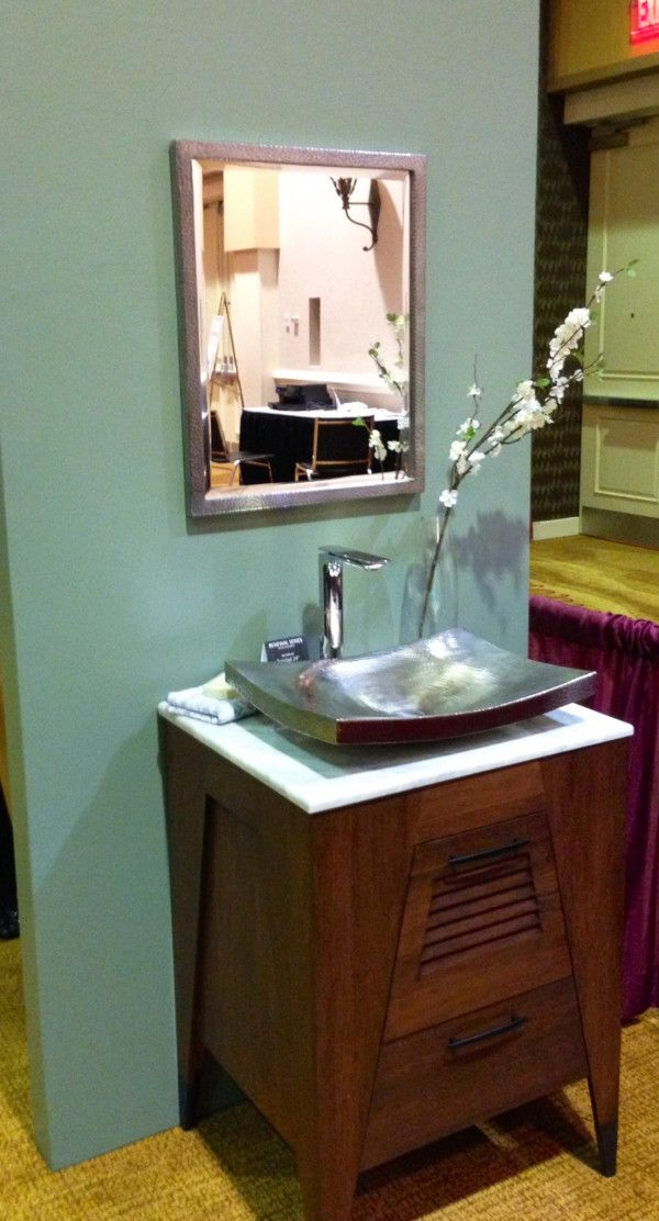 This Graff Phase single hole faucet is a great fit for Native ...