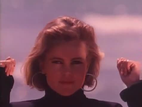 Belinda Carlisle - Mad About You (1986) I have always loved her haircut!!