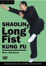 Cannon fist kung fu style