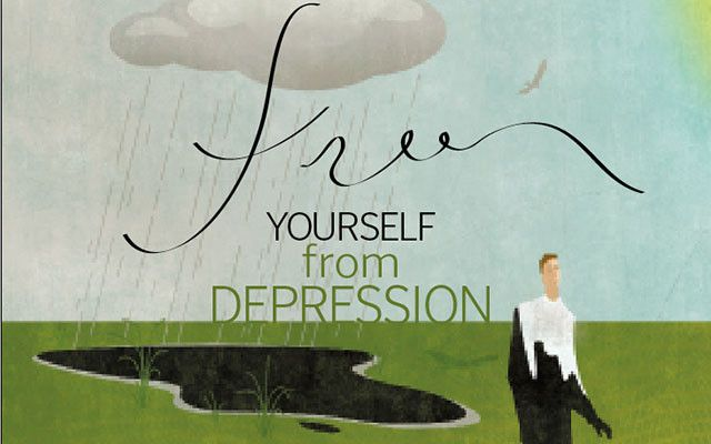 An integrative psychiatrist offers a holistic approach for treating depressive illness #depression #holistichealth