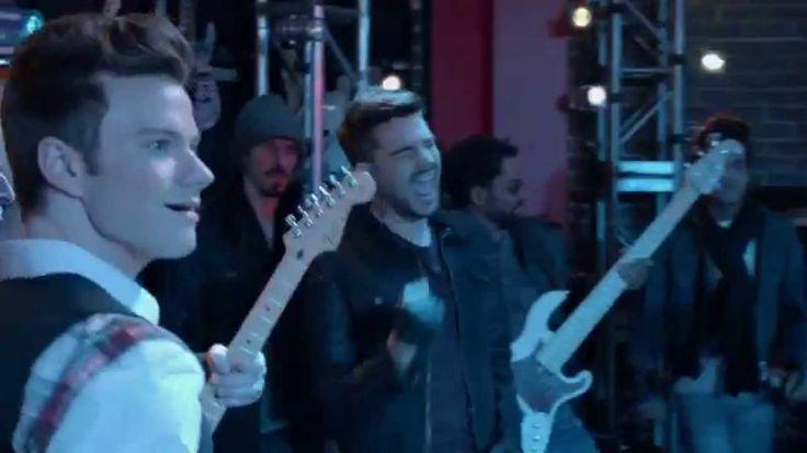 Rockstar (GLEE Video) Ft Adam Lambert 1440 HD