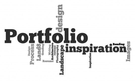 online portfolio design resources we like