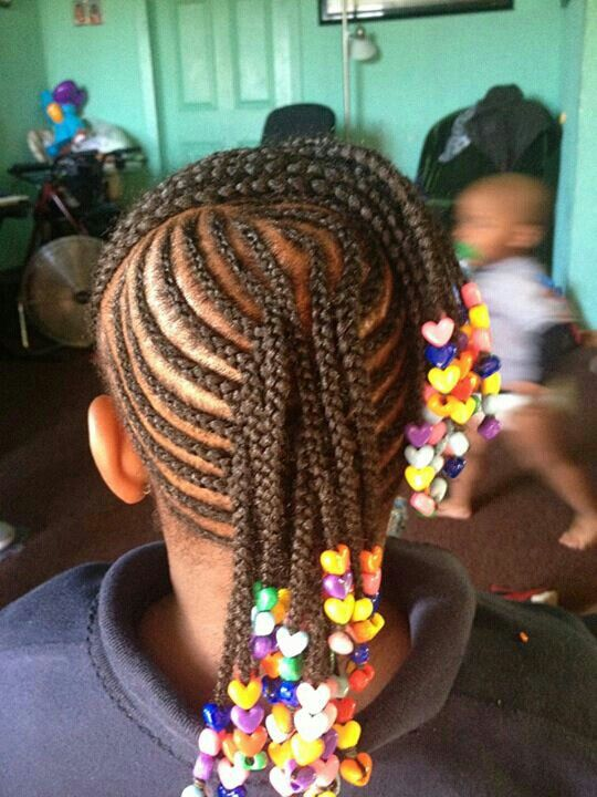 Front porch class braid style