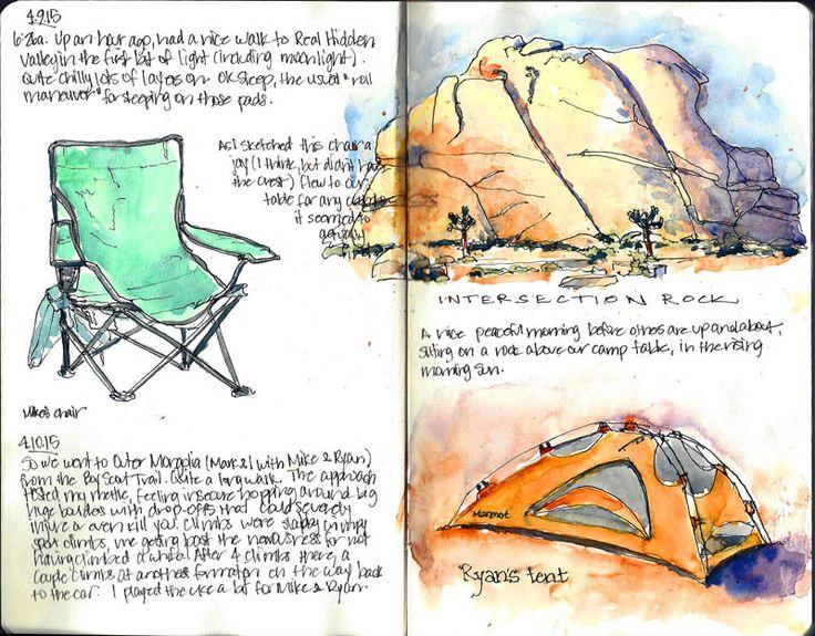 Joshua Tree Trip Journal