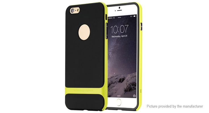 ROCK PC+TPU Protective Back Case for iPhone 6s Plus/6 Plus Cases & Armbands 5390802 - https://xtremepurchase.com/TechStore/2016/09/01/apple-accessories-cases-armbands-5390802/