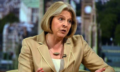 Theresa May Appears On The Andrew Marr Show - Really? What about the illegal immigrants?     And those who arrive on false documents and then cry foul to the European Human Rights Court. This excludes those unholy gentleman who live in luxury in London.     The truth is Britain is a soft State and the mess it is now is the direct result of spineless politicians and nauseating political correctness that seriously jeopardizes the very social structure of this country.
