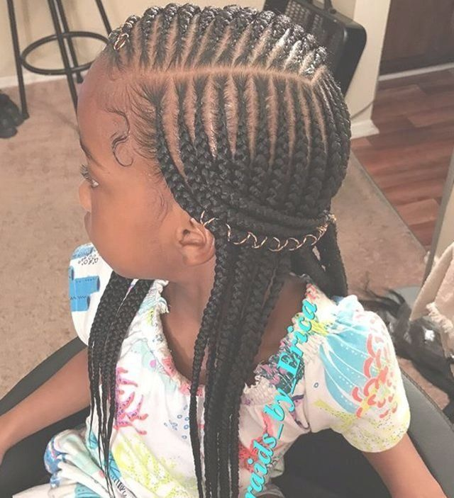Nice 50 Best Cute Braided Hairstyles For Little Black Girl Pictures And Tips 35 Chic Protecti Braids For Black Hair Lil Girl Hairstyles Hair Styles
