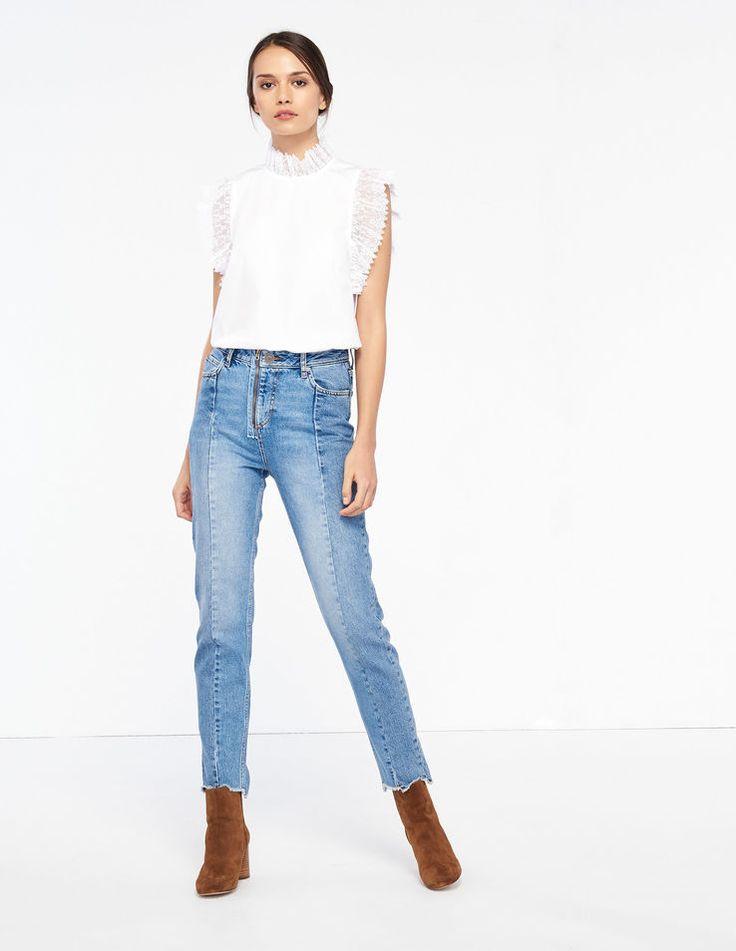 Straight Cut Jeans - Jeans - Sandro Paris