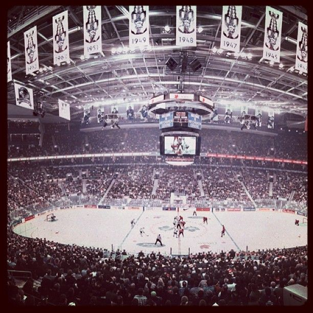 The Leafs beat the Canadiens on Feb. 20th 1999 in the first game at the ACC