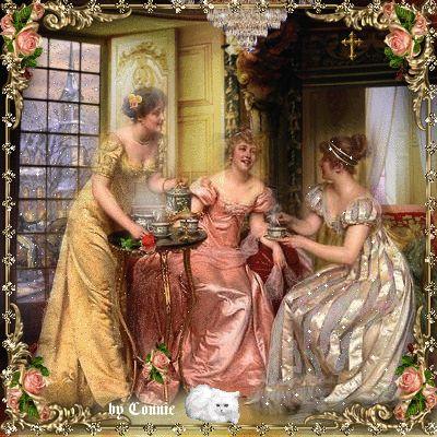 Tea Time Joyful226