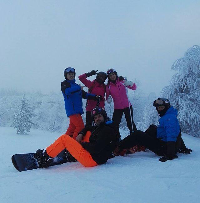 #skrzyczne #zima#narty #snowboarding ❤❤❤🌲⛷🏂🎿🌞