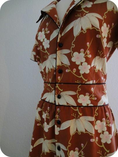 LaRaLiL: Den tredje 50'er-kjole